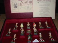 Britains Seaforth Highlanders